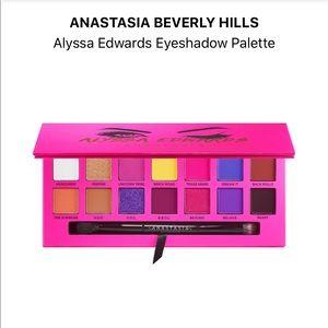 Anastasia Alyssa Edwards eyeshadow palette